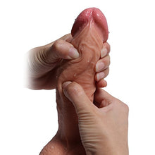"9.5"" Inch Lifelike Penis -360° Swing Cock  for  Hands Free Fun"