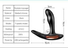 Naughty Boy VIP Automatic Prostate Massager with Remote Control