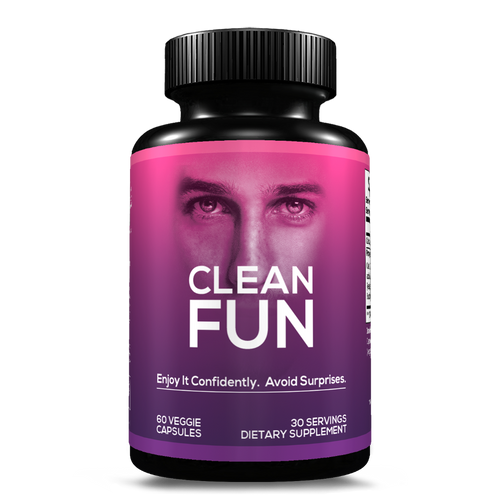 Clean Fun dietary Supplement- 60 days money back guarantee