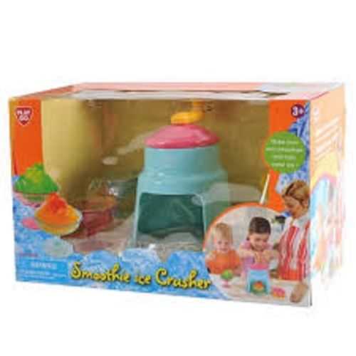 SMOOTHIE ICE CRUSHER KIDS BOYS GIRLS KITCHEN PLAY GO FUN - the-bowerbirds-nest-of-treasures