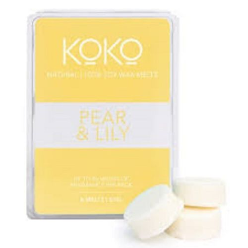 PEAR & LILY KoKo 100% Soy Wax Melts - The Bowerbirds Nest of Treasures