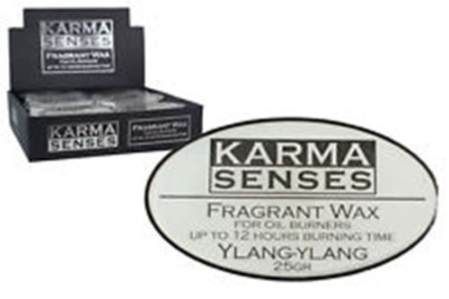 Ylang Ylang Karma Senses FRAGRANT WAX Melts 12HR BURNING TIME Wholesale Bulk Lot - The Bowerbirds Nest of Treasures