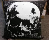 CRUSTY DEMONS SKULL CUSHION PILLOW BEDROOM HOME DECOR Gift - the-bowerbirds-nest-of-treasures