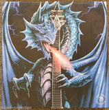 ANNE STOKES POWERCHORD Dragon Set 3 Wall Canvas - the-bowerbirds-nest-of-treasures