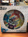 FURBY Wall Hung clock Kids Home Bedroom Decor - the-bowerbirds-nest-of-treasures