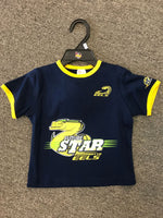 NRL Parramatta Eels Kids Future Star T-Shirt - The Bowerbirds Nest of Treasures