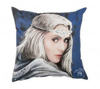 ANNE STOKES MIDNIGHT MESSENGER BED PILLOW CUSHION - The Bowerbirds Nest of Treasures