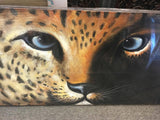 TIGER CANVAS Wall Decor - The Bowerbirds Nest of Treasures