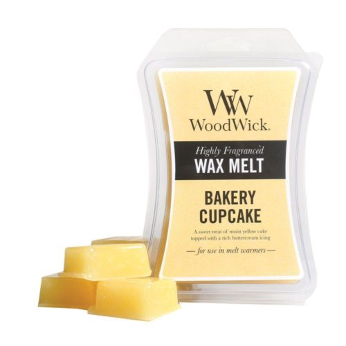 Woodwick Wax Melts  Bakery Cupcake - The Bowerbirds Nest of Treasures