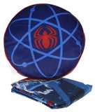 MARVEL SPIDERMAN Single Bed Quilt Doona Cover and Cushion Set Bedroom Decor - The Bowerbirds Nest of Treasures