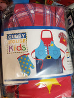 Cubby House Kids COWBOY CHEF APRON Boys Cooking Set Kitchen Little Chef - The Bowerbirds Nest of Treasures