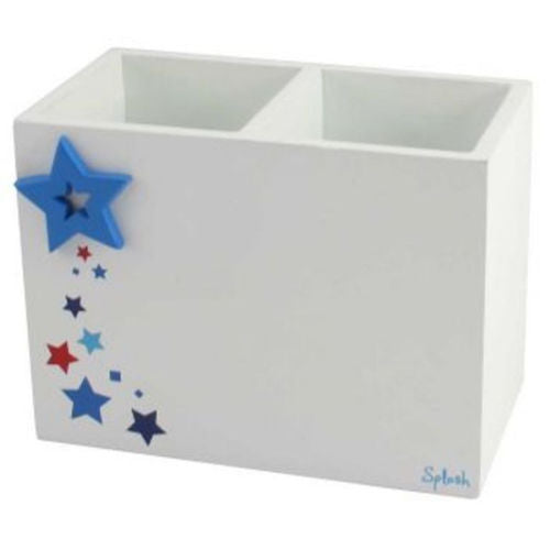 Splosh STAR STRUCK Utility Pencil Storage Wooden Box Boys Gift - The Bowerbirds Nest of Treasures