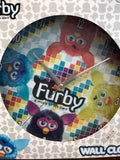 FURBY Wall Hung clock Kids Home Bedroom Decor - The Bowerbirds Nest of Treasures