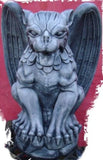 GRIFFIN MYTHICAL CREATURE Concrete Garden Statue ~ PICKUP ONLY - The Bowerbirds Nest of Treasures