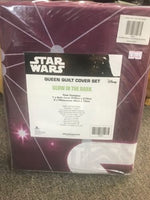 STAR WARS Glaxay Movie Queen Bed Quilt Cover Set boys Bedroom Decor - The Bowerbirds Nest of Treasures