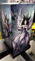 ANNE STOKES SILK LURE Fairy Table Lamp Light Home Decor - The Bowerbirds Nest of Treasures