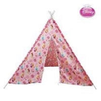 Teepee DISNEY PRINCESS MERINGUE Tent KIDS Home Pretend Play Tipi Outdoor Indoor - The Bowerbirds Nest of Treasures