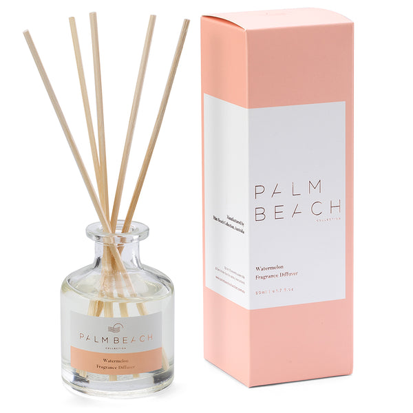 Palm Beach Collection Watermelon Fragrance Diffuser Afterpay
