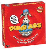 Dumb Ass the Trivia Board Game - The Bowerbirds Nest of Treasures