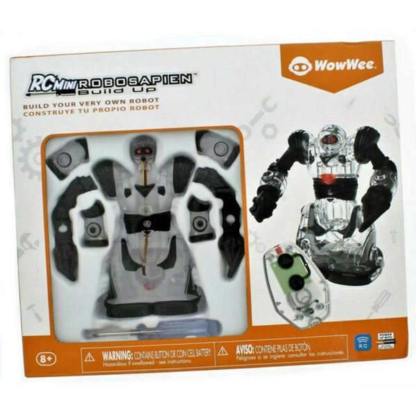WowWee RC Mini Robosapien Build Up Robot The Bowerbirds Nest of Treasures Warragamba Afterpay available.