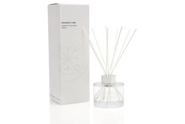 Coconut & Lime Reed Diffuser Aromabotanical