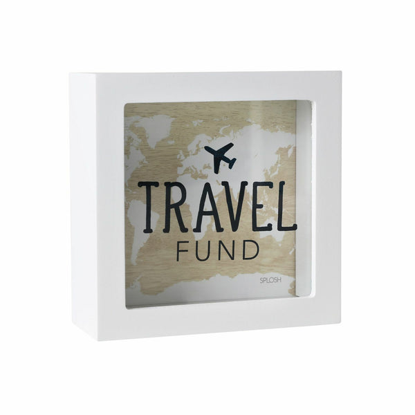 Splosh Mini Travel Fund Change Money Box - The Bowerbirds Nest of Treasures