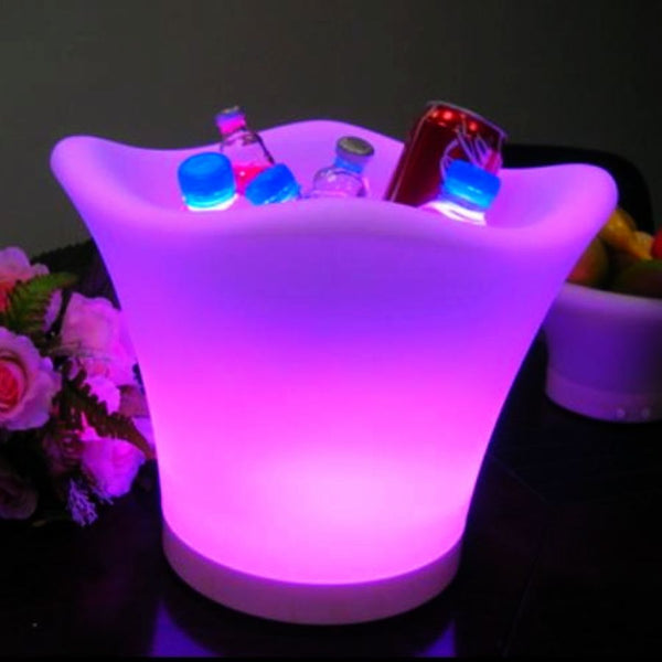 LED Wine Drinks Bucket - The Bowerbirds Nest of Treasures