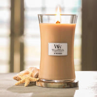 At The Beach Woodwick Candle Large