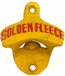 Golden Fleece Wall Bottle Opener The Bowerbirds Nest of Treasures Warragamba