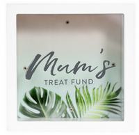 Splosh Change Box Mum's Treat Fund Money Box