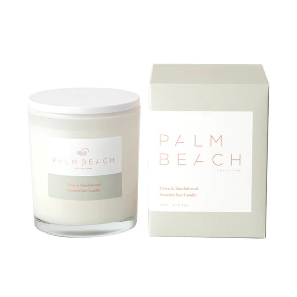 Palm Beach Collection Clove & Sandalwood 420g