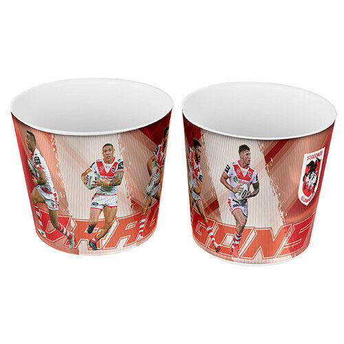 NRL St George Illawarra Dragons Snack Bowl