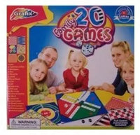 Family Fun 20 Games - The Bowerbirds Nest of Treasures