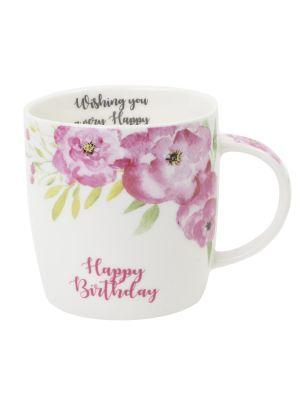 Splosh Mugs To Give - Happy Birthday - The Bowerbirds Nest of Treasures