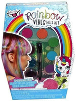 Fashion Angels Rainbow Vibes Hair Color Kit The Bowerbirds Nest of Treasures Warragamba