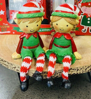 The Little Christmas Elf - Adopt an Elf