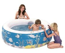 Aqua Fun DOODLE POOL Kids Children Adults Family Inflatable Swimming Fun - The Bowerbirds Nest of Treasures