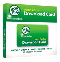 Leapfrog App Centre Download Card $30 - the-bowerbirds-nest-of-treasures