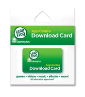 Leapfrog App Centre Download Card $30 - The Bowerbirds Nest of Treasures