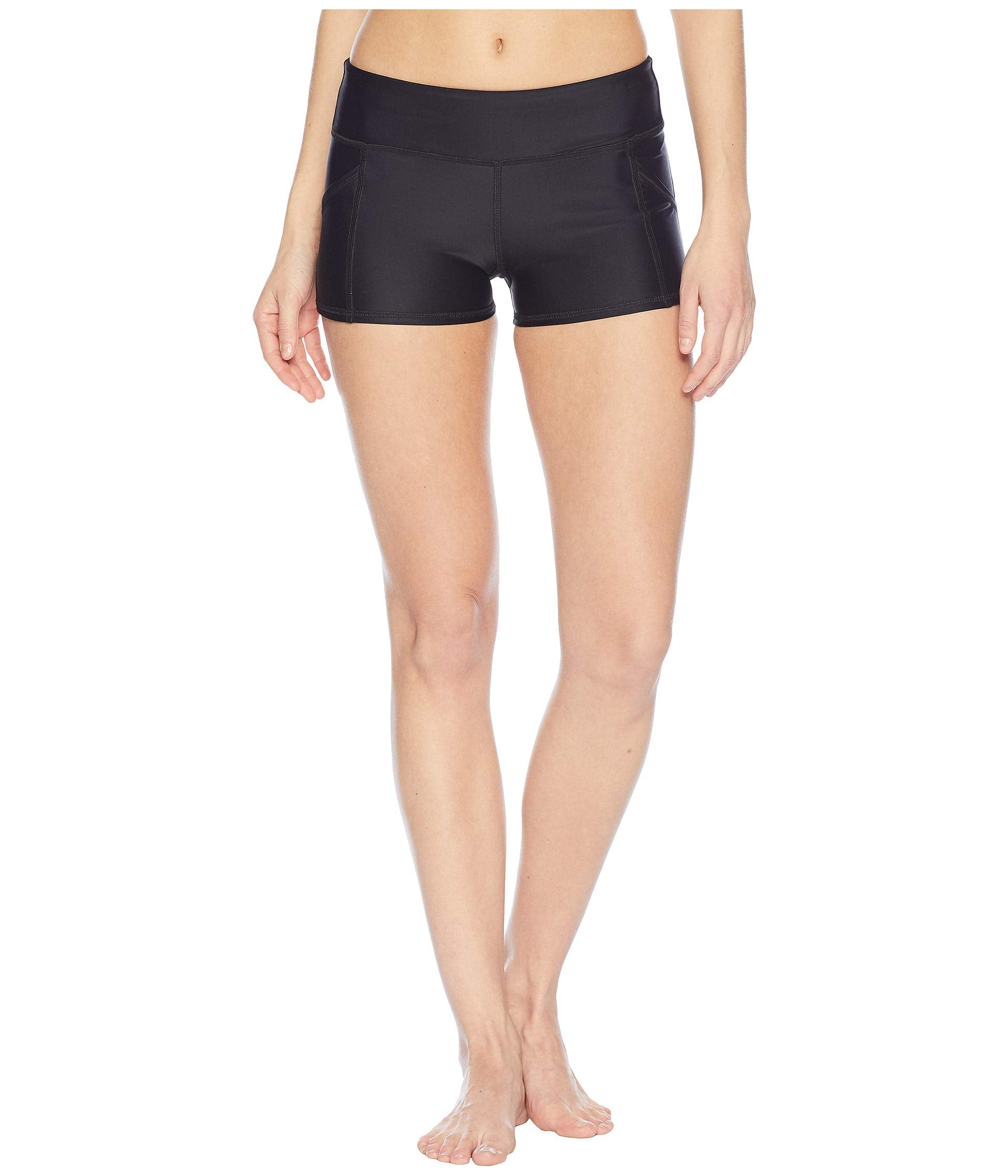 Smoothies Rider Shorts (W) - Black