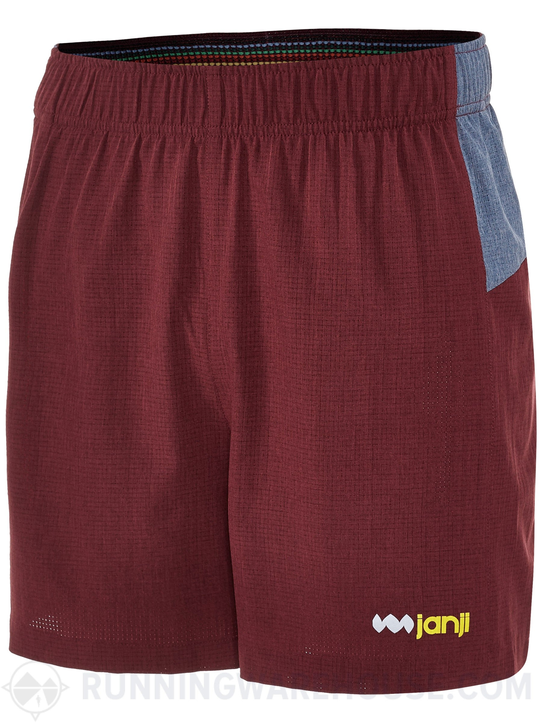 Journeymen Shorts - Red