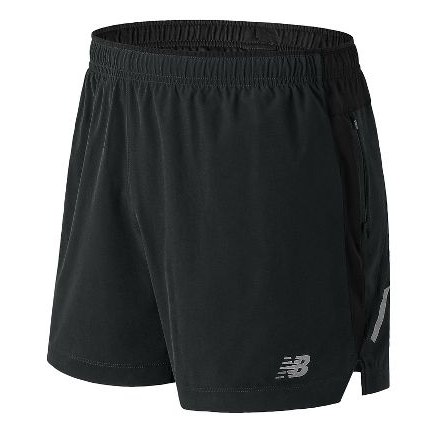 "Impact Short 5"" (M) - Black Multi"