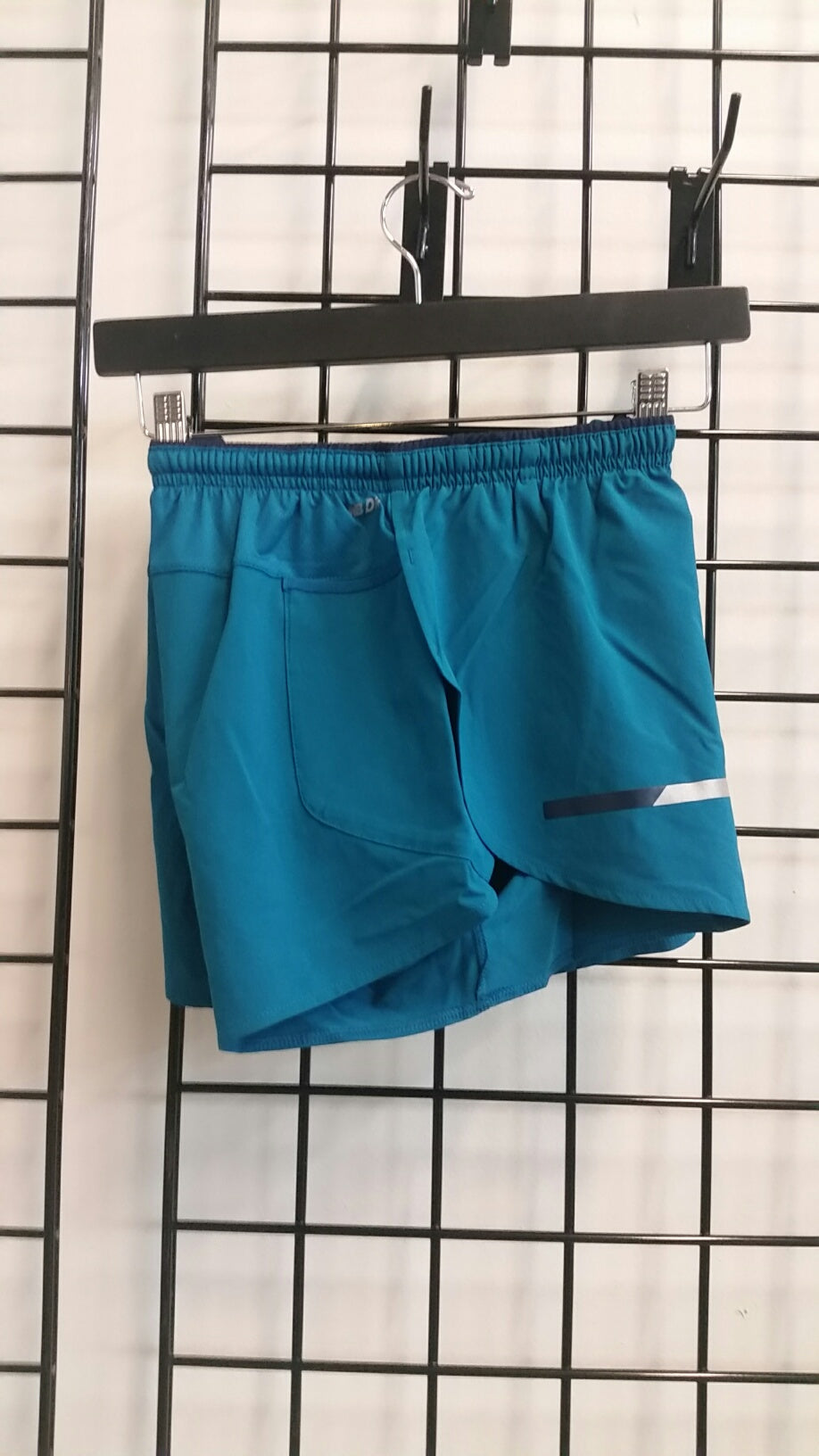 Impact Split 3 In Shorts (M) - Dark Neptune