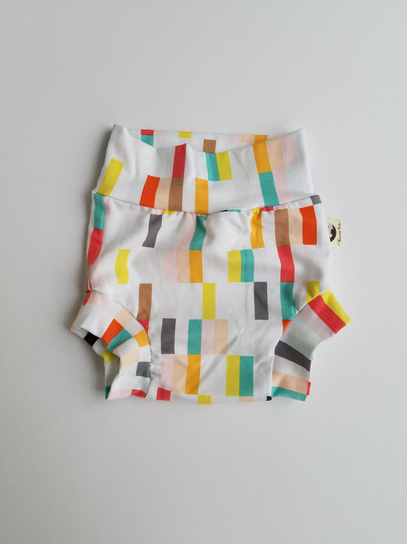 DIAPER COVER | BUMMIES - RAINBOW BOARDWALK