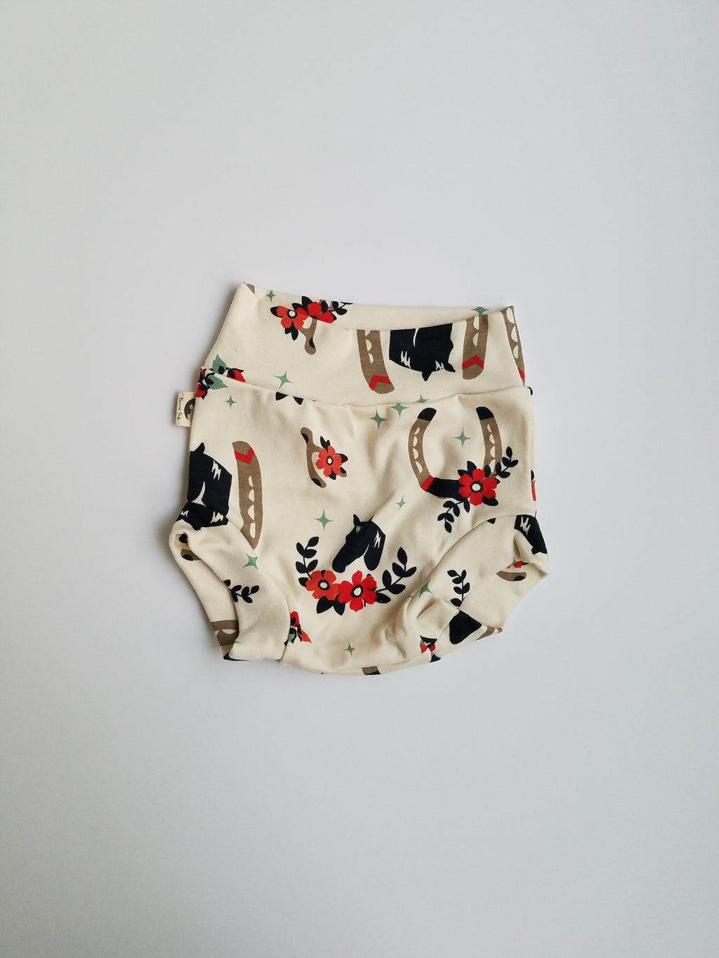 DIAPER COVER | BUMMIES - RODEO HORSE