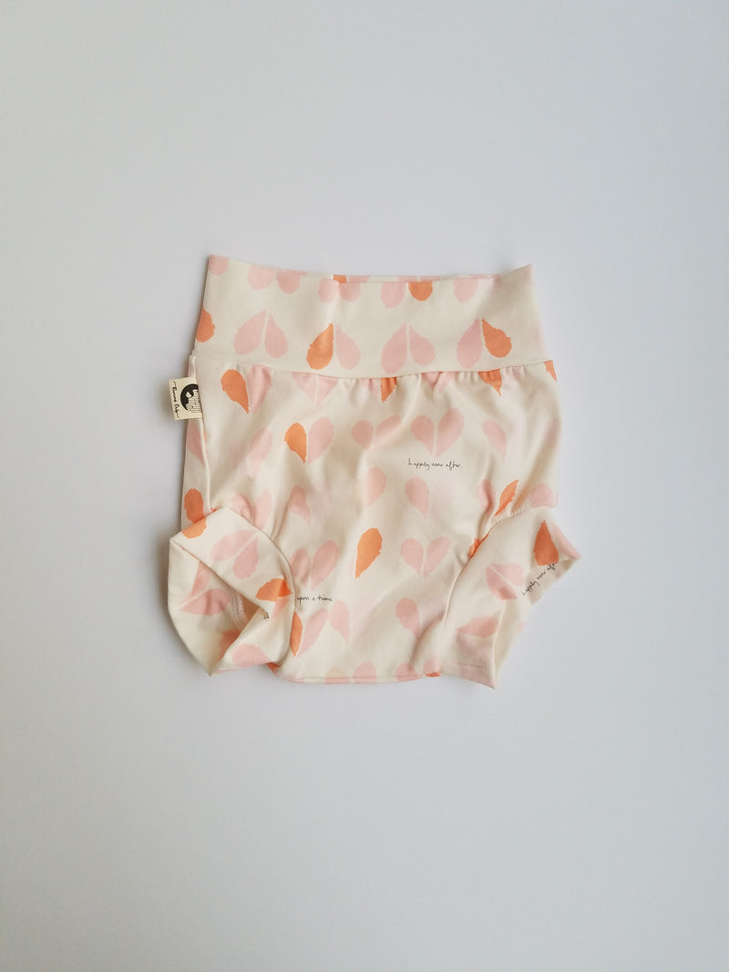 DIAPER COVER | BUMMIES - PINK HEARTS