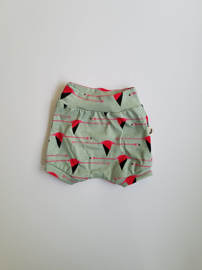DIAPER COVER | BUMMIES - FLAMINGOS