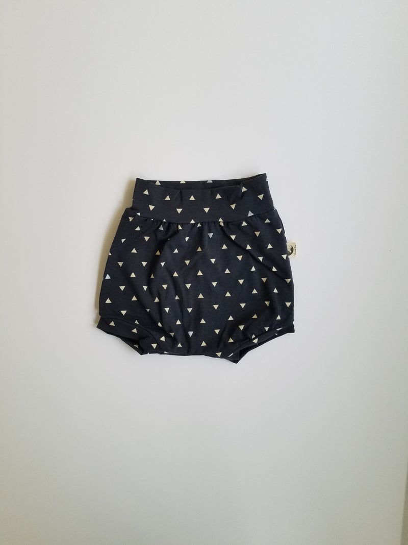 DIAPER COVER | BUMMIES - NAVY TRIANGLES