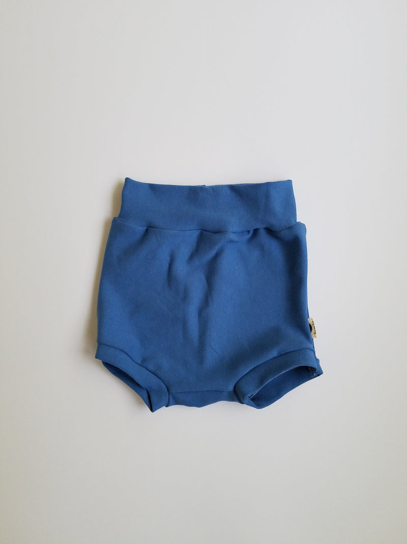 DIAPER COVER | BUMMIES - SOLIDS - CADET BLUE