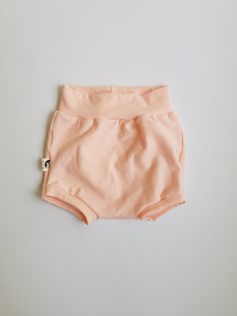 DIAPER COVER | BUMMIES - SOLIDS - BLUSH PINK